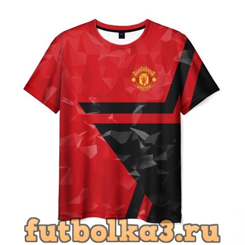 Футболка F.C.M.U 2018 STAR мужская