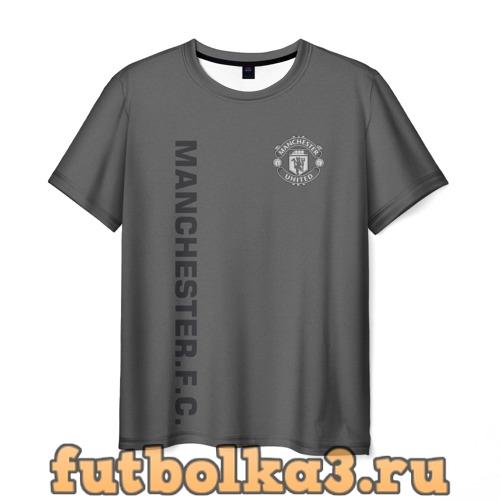 Футболка F.C.M.U 2018 Vintage мужская