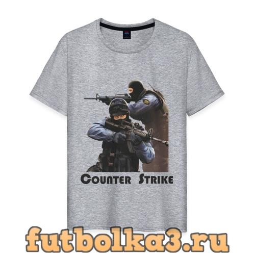 Футболка Counter strike (6) мужская