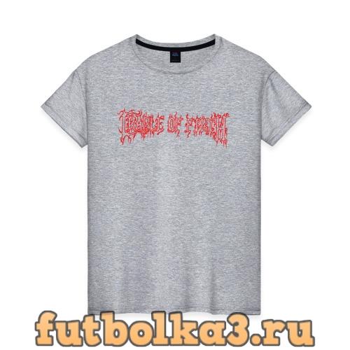 Футболка Cradle of Filth женская
