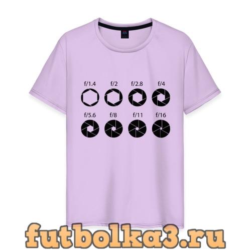 Футболка F/1.4-16 мужская