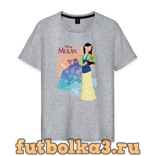 Футболка Fa Mulan мужская