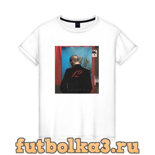 Футболка FACE 12 женская