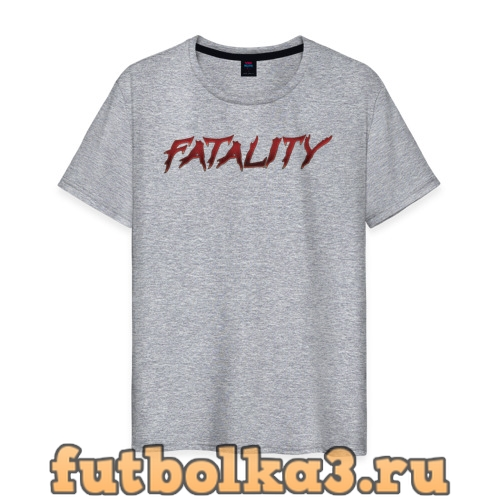Футболка Fatality мужская