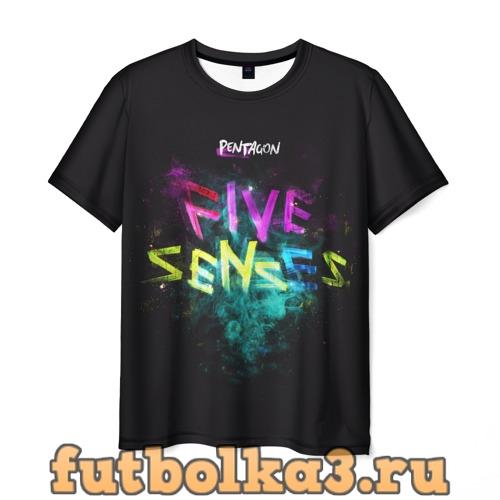 Футболка Five Senses мужская