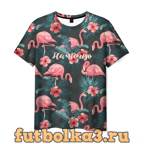 Футболка Flamingo мужская