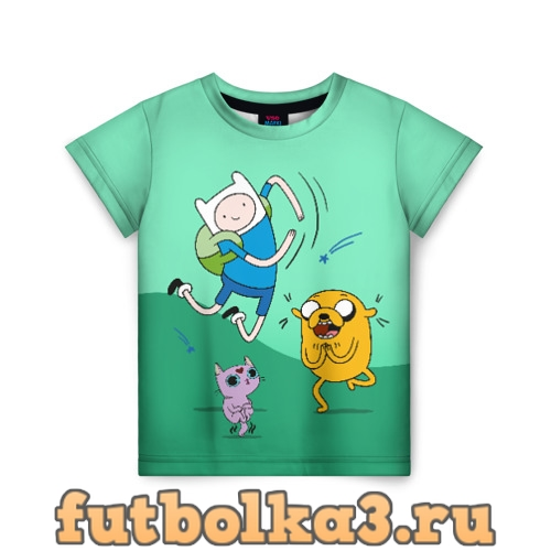 Футболка Flex детская
