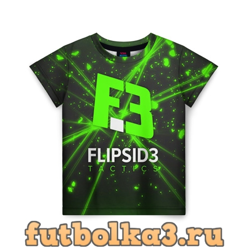 Футболка flipsid3 1 детская