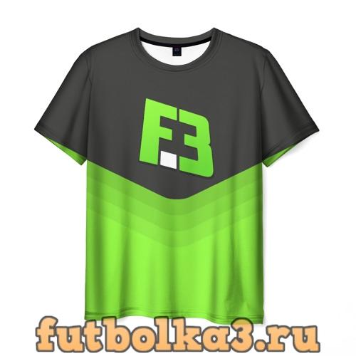 Футболка FlipSid3form мужская