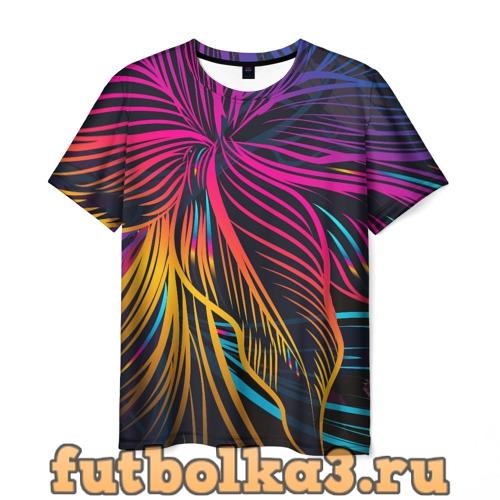 Футболка Floral Design 3 мужская