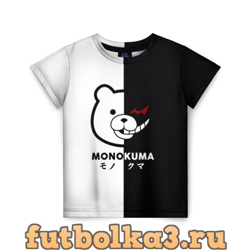 Футболка _Monokuma_ детская