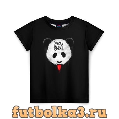 Футболка _Panda_ детская