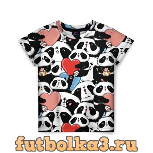 Футболка Пандяшки детская