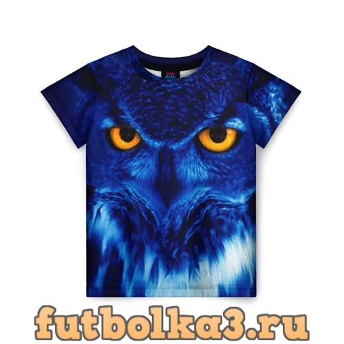 Футболка ПаукСова детская
