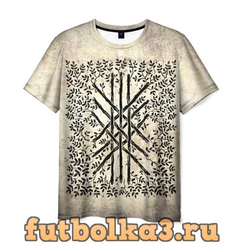 Футболка Паутина Вирд (матрица судьбы ) мужская