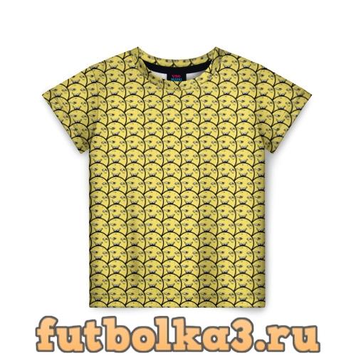 Футболка ПеКа-фейс (YOBA) детская