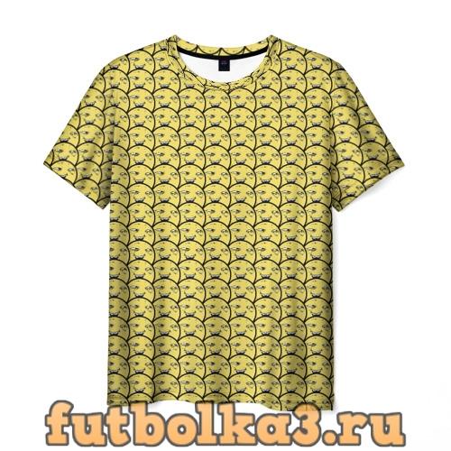 Футболка ПеКа-фейс (YOBA) мужская