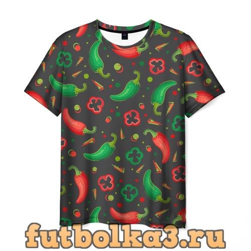 Футболка Перчики мужская