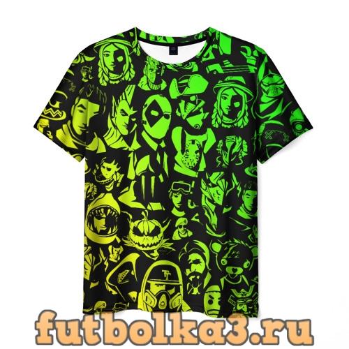 Футболка ПЕРСОНАЖИ FORTNITE мужская