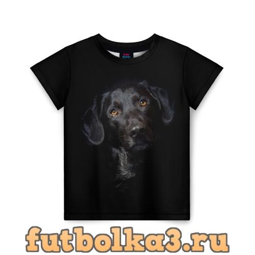 Футболка Пес детская