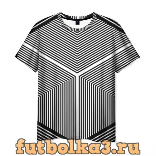 Футболка Полосы мужская