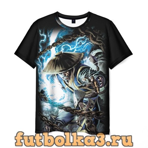 Футболка Raiden мужская