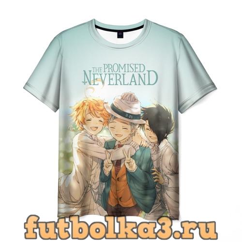Футболка The Promised Neverland мужская