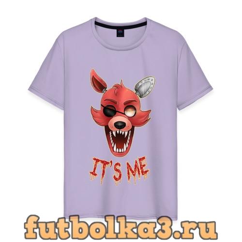 Футболка Five nights at Freddy's Foxy мужская