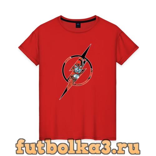 Футболка Flash жен�ка�