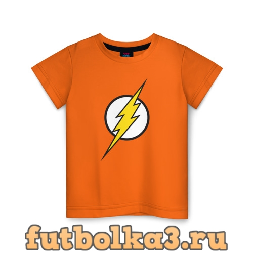 Футболка Flash дет�ка�