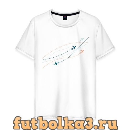 Футболка Flight track мужская