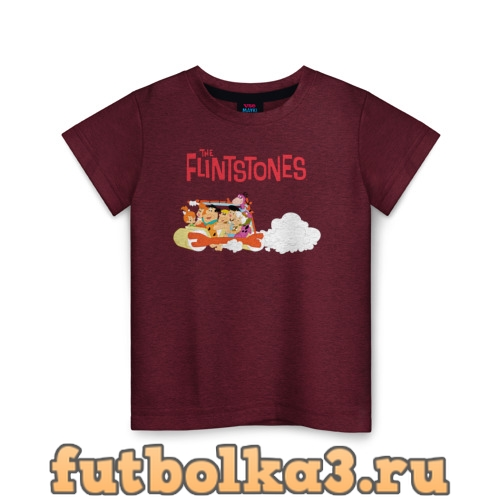 Футболка Flintstones детская