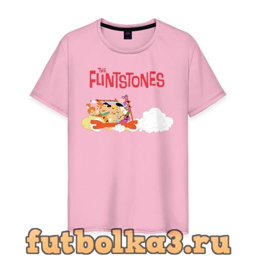 Футболка Flintstones мужская