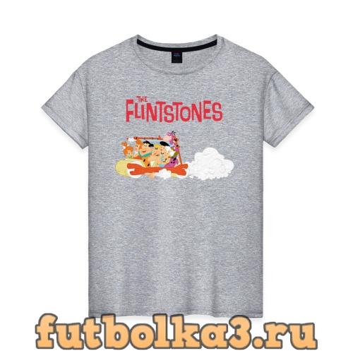 Футболка Flintstones женская