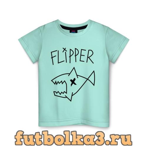 Футболка Flipper детская
