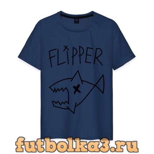 Футболка Flipper мужская
