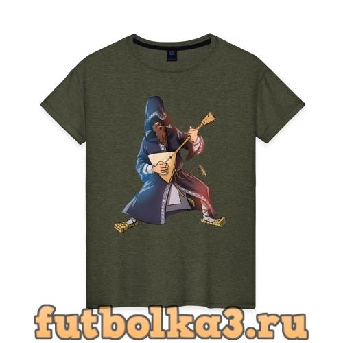 Футболка Нейромонах Феофан  женская