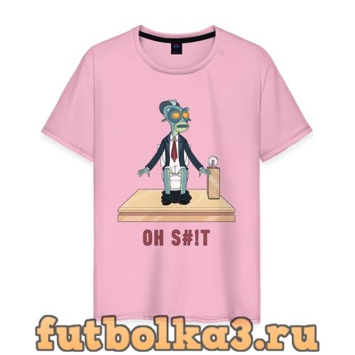 Футболка _OH_ST  мужская