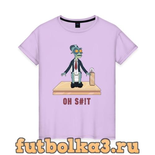Футболка _OH_ST  женская