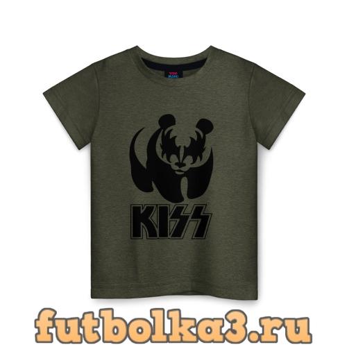 Футболка Панда Kiss детская