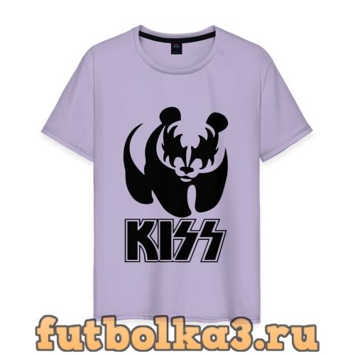 Футболка Панда Kiss мужская