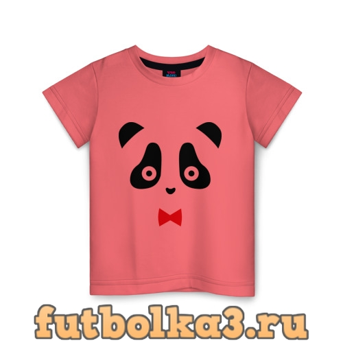 Футболка Панда (мужская) детская