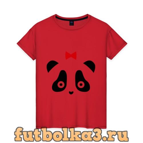 Футболка Панда (женская) женская