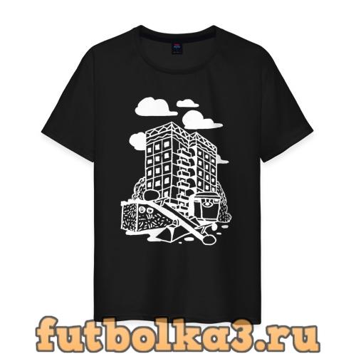 Футболка Панелька мужская