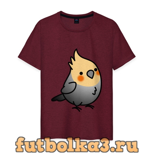 Футболка Папугай мужская