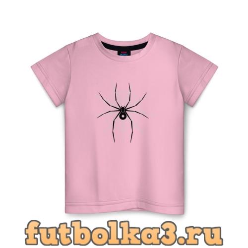 Футболка Паук детская
