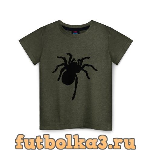 Футболка Паук (spider) детская