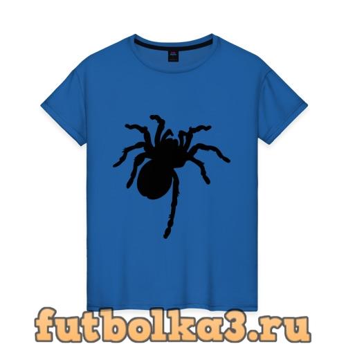Футболка Паук (spider) женская