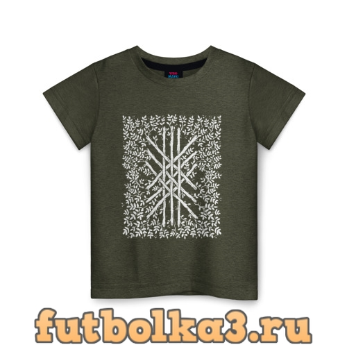 Футболка Паутина Вирд (матрица судьбы ) детская