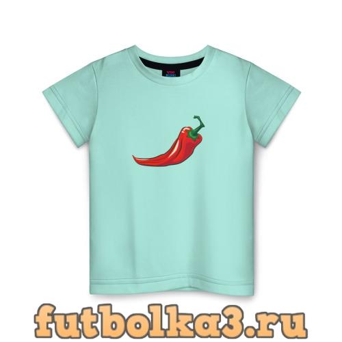 Футболка Перец Чили детская
